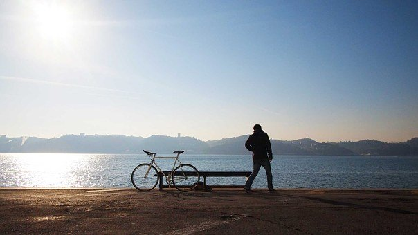 malaga bicicleta