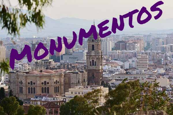 Monumentos de Málaga